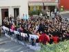 Letture in piazza, grazie al flash mob deglistudenti