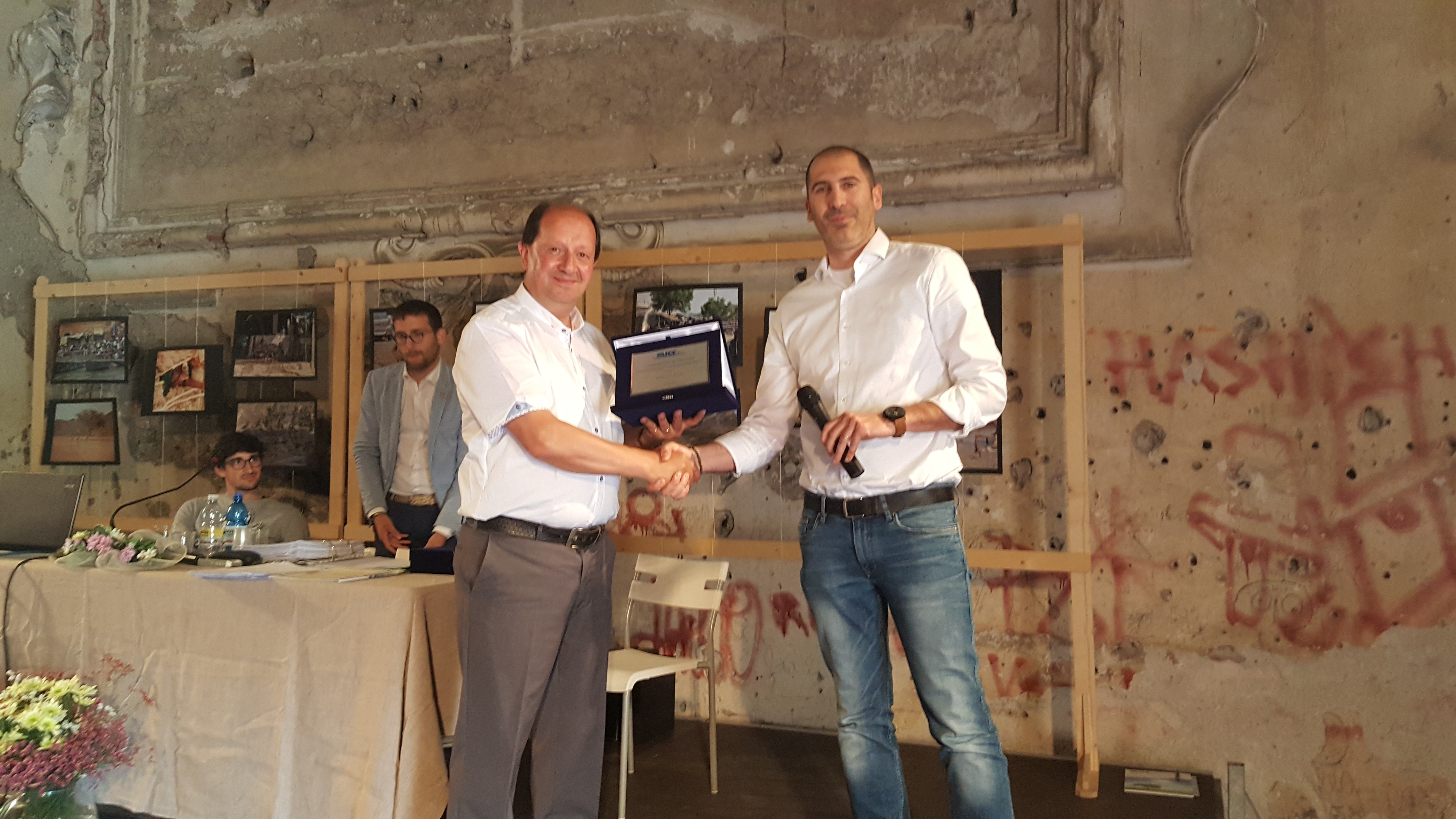 20170527_125835 Consegna targa a relatore Lovato Massimo