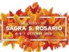 Sagra del Santo Rosario, edizione2018