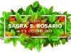 Sagra del Santo Rosario, appuntamento dal 4 al 6ottobre