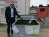 """""""Green compost"""", un aiuto gratuito e naturale per la terra. Agno Chiampo Ambiente tra le prime aziende in Italia ad attivare questo esempio di economiacircolare"""